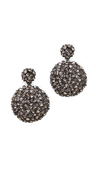 Alexis Bittar Nova Spherical Clip on Earring