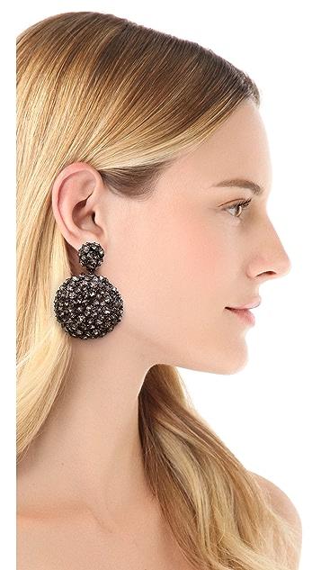 Alexis Bittar Nova Spherical Clip on Earring