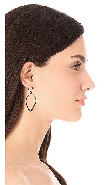 Alexis Bittar Sculpted Aura Tear Earrings