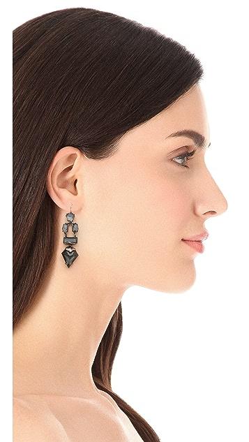 Alexis Bittar Dangling Rigel Earrings
