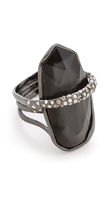 Alexis Bittar Orbiting Ring