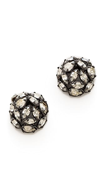 Alexis Bittar Pavo Nova Stud Earrings
