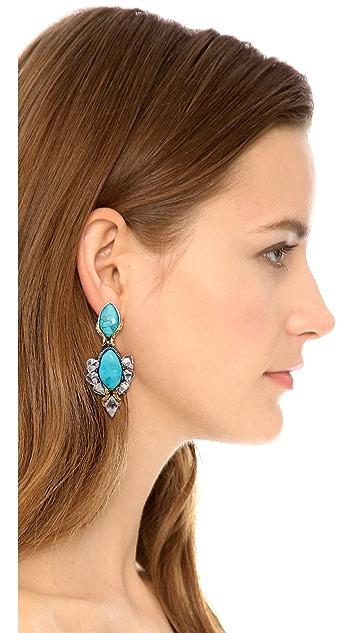 Alexis Bittar Olmeca Doublet Earrings