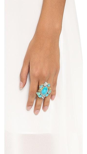 Alexis Bittar Olmeca Ring