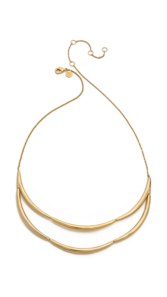 Alexis Bittar Eternity Bib Necklace