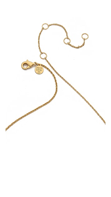 Alexis Bittar Eternity Bib Necklace