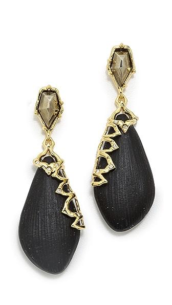 Alexis Bittar Georgian Lace Dangling Earrings
