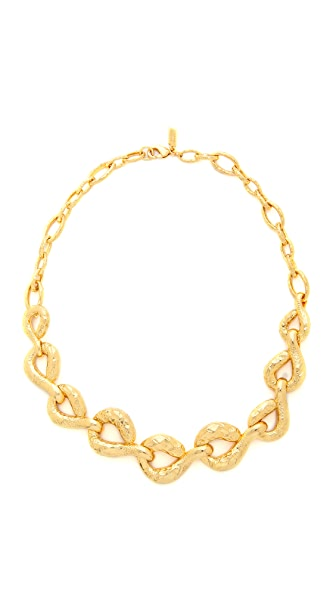 Alexis Bittar Rocky Link Necklace