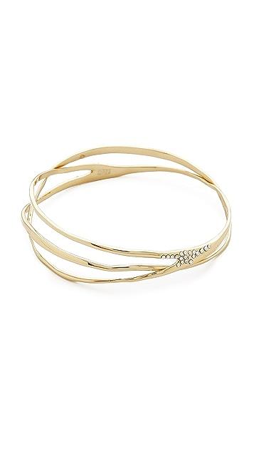 Alexis Bittar Liquid Bangle Bracelet