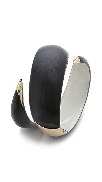 Alexis Bittar Coiled Hinge Bracelet