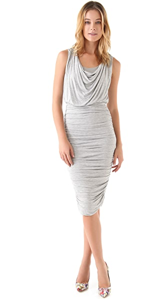 AIR by alice + olivia Cowl Dress