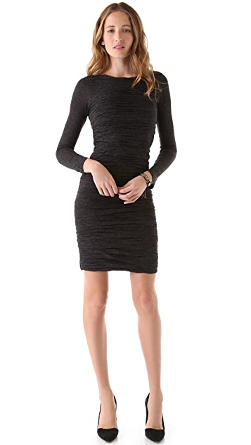 AIR by alice + olivia Ruched Dress