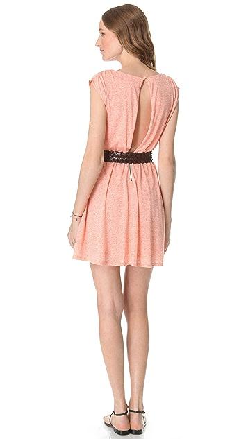 AIR by alice + olivia Elastic Waist Dress