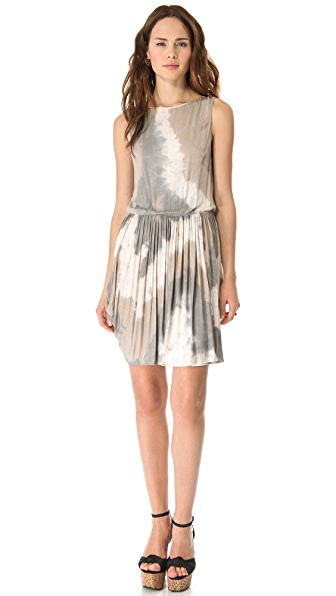 AIR by alice + olivia Side Drape Dress