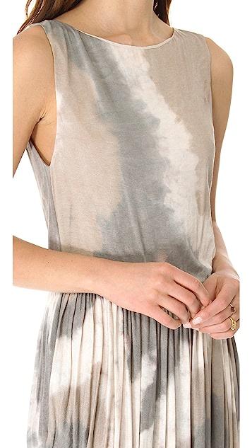 AIR by alice + olivia Side Drape Dress