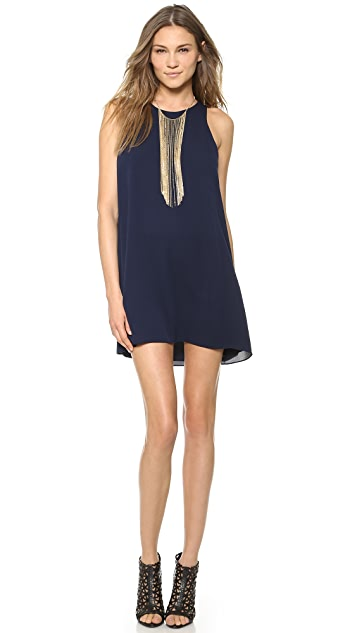 AIR by alice + olivia Loose Tank Dress