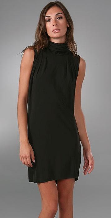 alice + olivia Exposed Back Dress