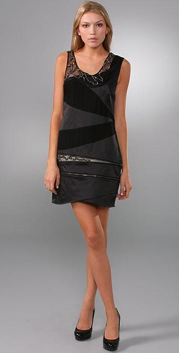 alice + olivia Embellished Dress