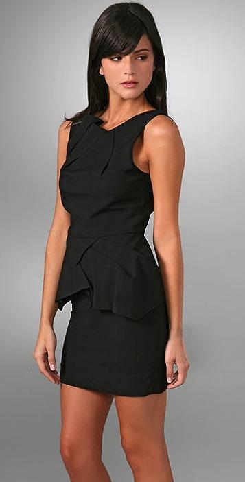 alice + olivia Origami Dress