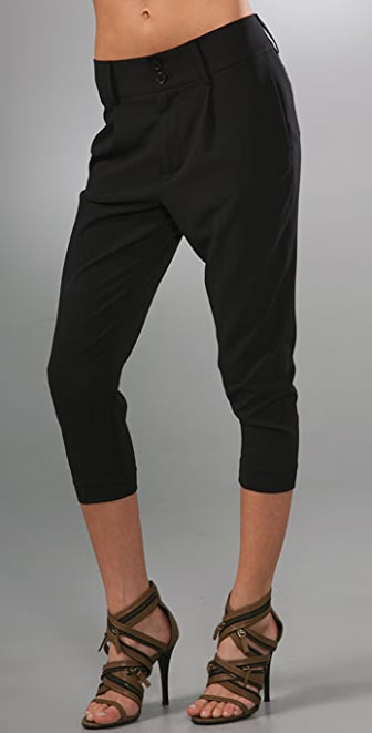 alice + olivia Cropped Zen Pants