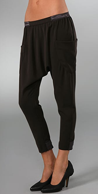 alice + olivia Slouchy Pocket Pants