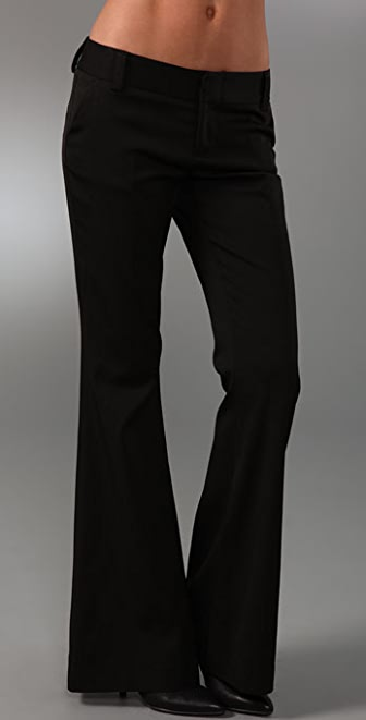 alice + olivia Stacey Bell Pants