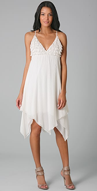 alice + olivia Faith Embellished Dress