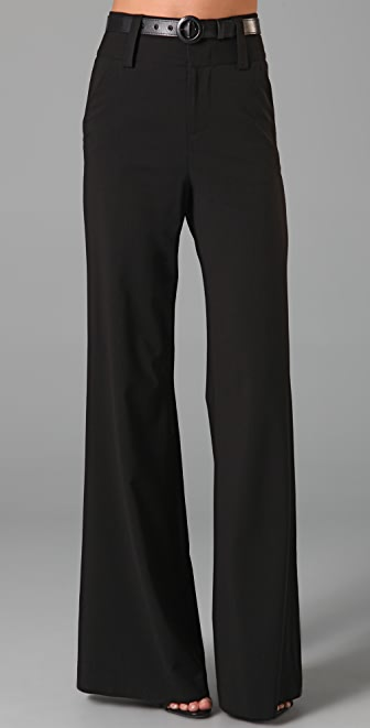 alice + olivia Paula High Waist Pants