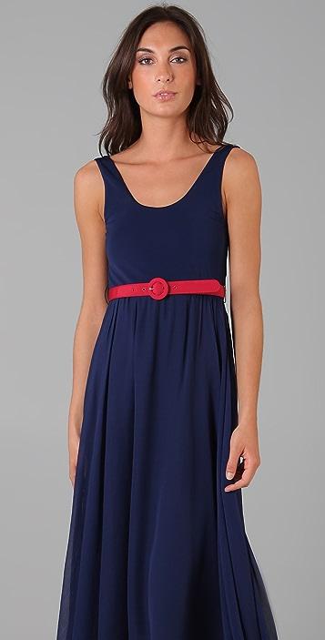 alice + olivia Laken Long Tank Dress