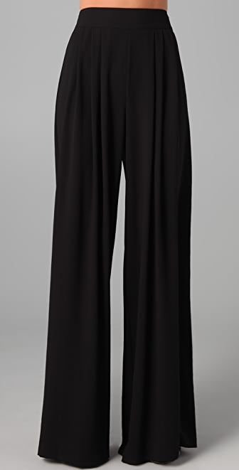alice + olivia Wide Leg Pants