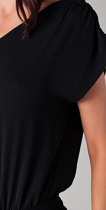 alice + olivia One Shoulder Bodysuit