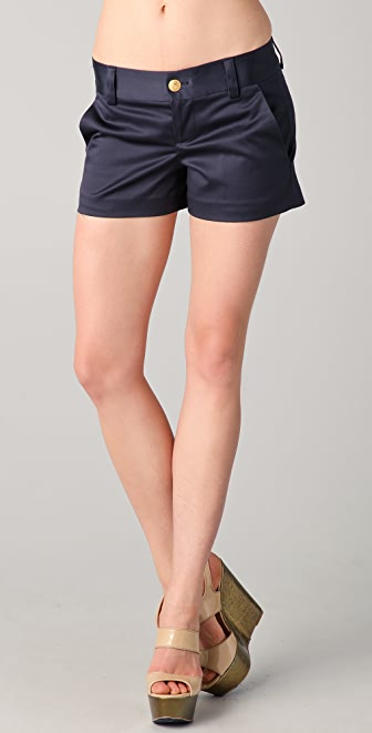alice + olivia Slim Shorts