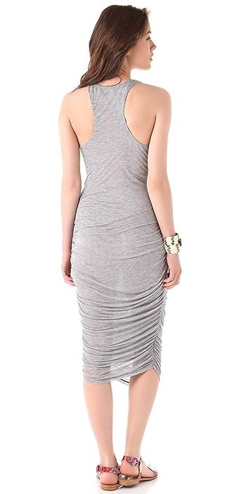 alice + olivia Phoebe Mid Length Slim Dress