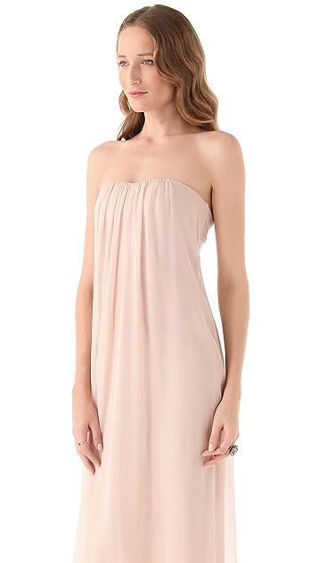 alice + olivia Jocelyn Sweetheart Gown