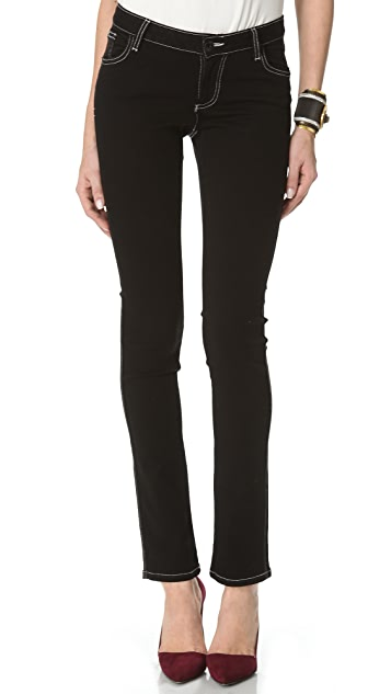 alice + olivia 5 Pocket Skinny Jeans