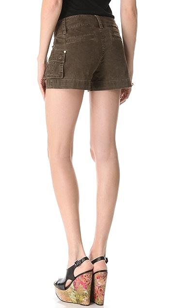 alice + olivia Cargo Shorts