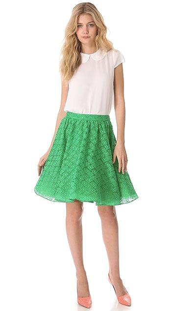 alice + olivia Puff Skirt