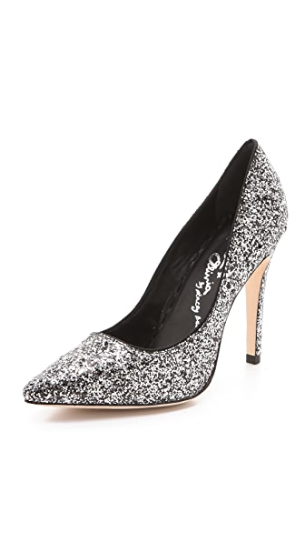 alice + olivia Dahlia Sparkle Pumps