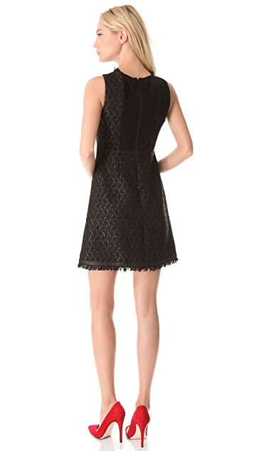 alice + olivia Sardo Shift Dress