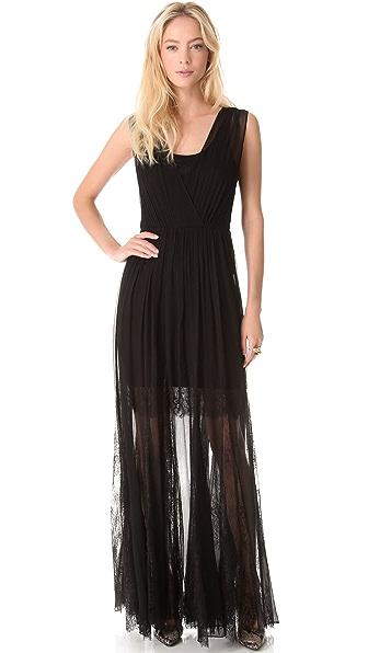 alice + olivia Sami Sleeveless Maxi Dress