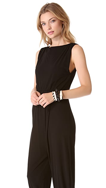 alice + olivia Soffee Jumpsuit