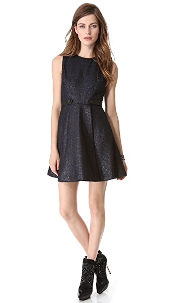 alice + olivia Rubie Dress