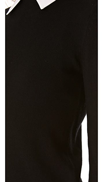 alice + olivia Aurelia Sweater Dress