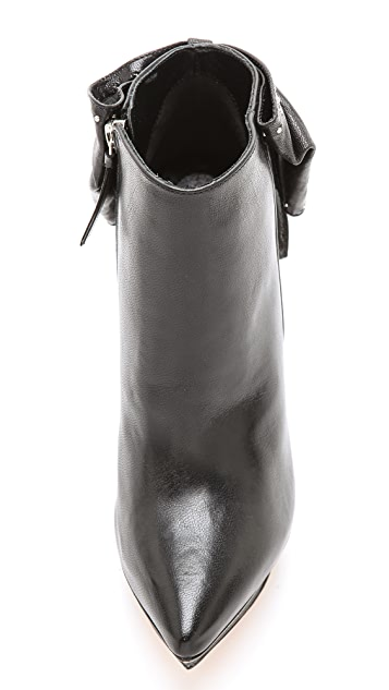 alice + olivia Darlen Platform Booties