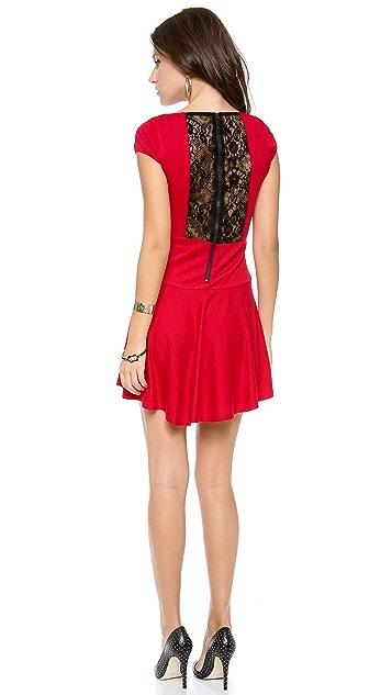 alice + olivia Rylie Dress