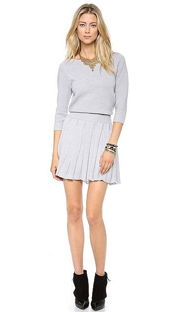 alice + olivia Sheri Knit Dress