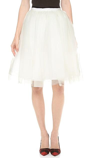 alice + olivia Justina Tulle Princess Skirt