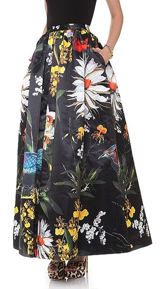 alice + olivia Tina Ball Gown Skirt