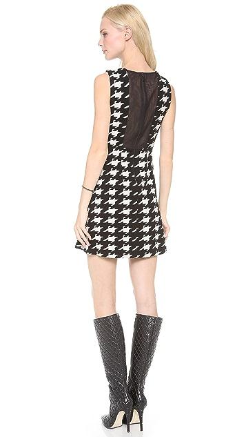 alice + olivia Everleigh Sleeveless A Line Dress