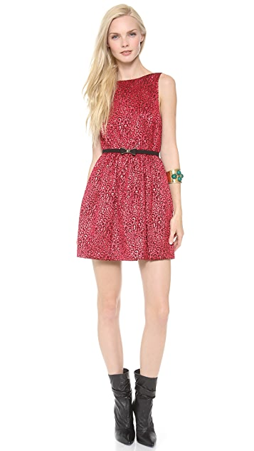alice + olivia Vita Full Tulip Dress